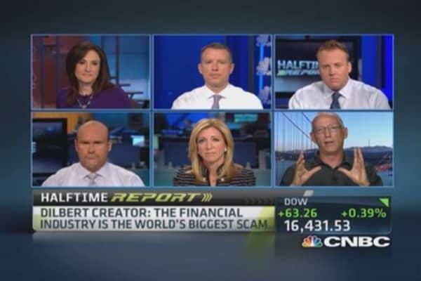 Here's what investors are missing: Scott Adams
