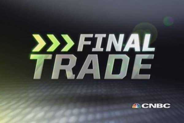 FMHR Final Trade: TJX, CHK & more