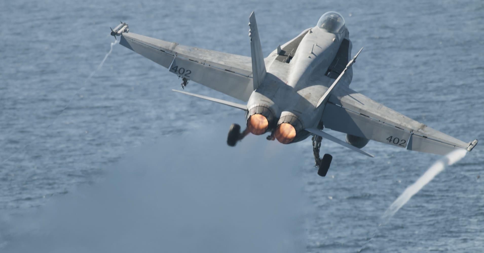 Defense stocks roar higher on $110 billion US-Saudi Arabia weapons deal