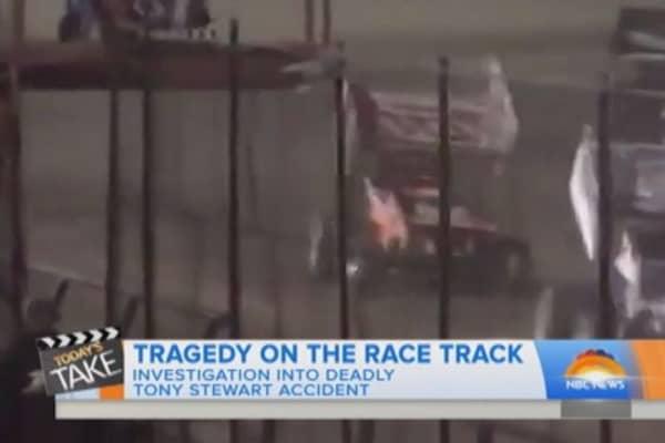 NASCAR's Tony Stewart hits and kills young driver