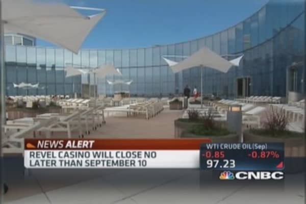 Revel Casino to close