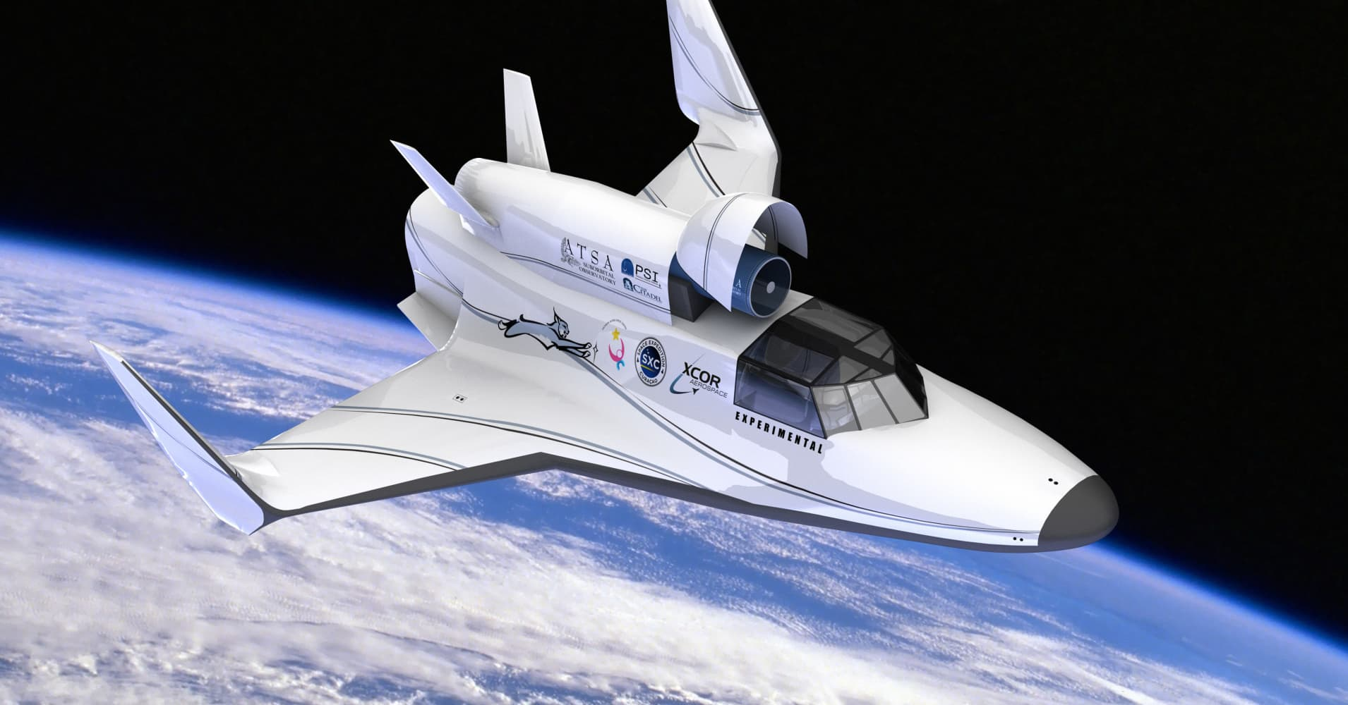 The final frontier universal space travel for Flying spaces