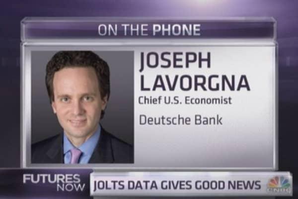 Joe LaVorgna: What Fischer's stagnation fears mean