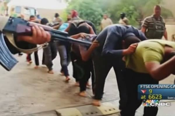 Beheadings, torture by ISIS terrorize Iraq