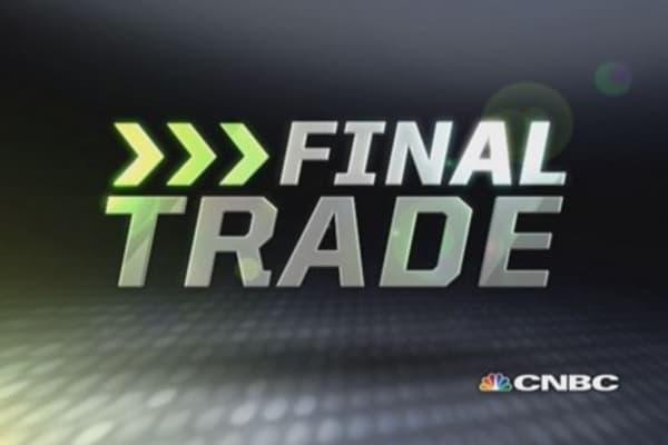 FMHR Final Trade: M, NUE & more