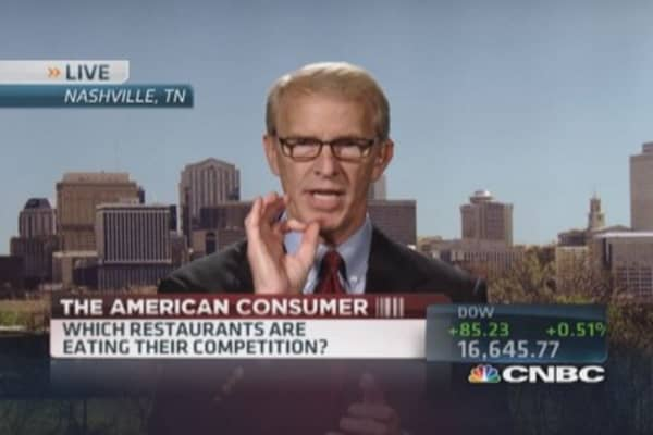 Restaurants attempt to meet consumer demands
