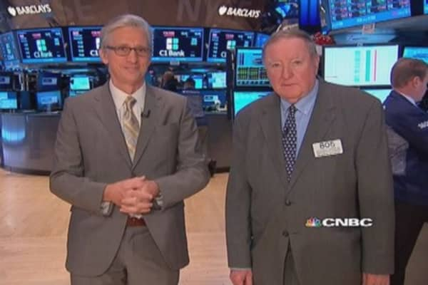 Cashin says: Large short positions in US bond market?