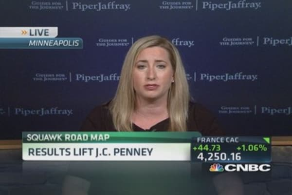 JC Penney turnaround looking good: Analyst