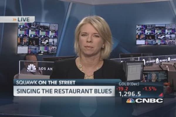 Cruel summer for restaurants
