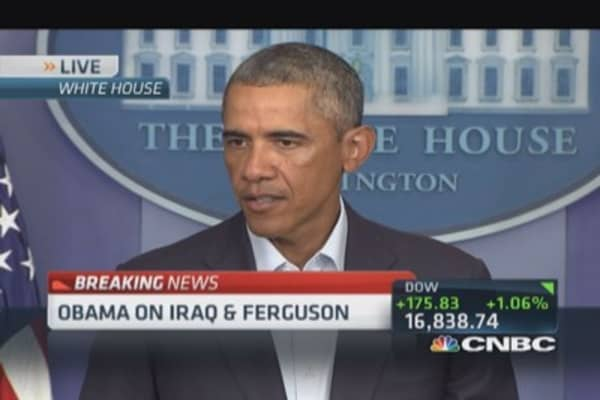 Pres. Obama: Work for new Iraqi govt. not done