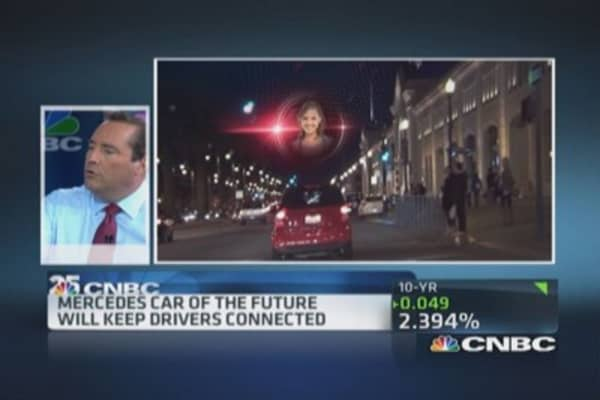 CNBC: 25: Will electric cars take charge?