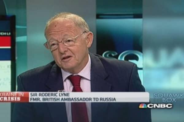 Russia cannot sustain Ukraine crisis: Ex-diplomat