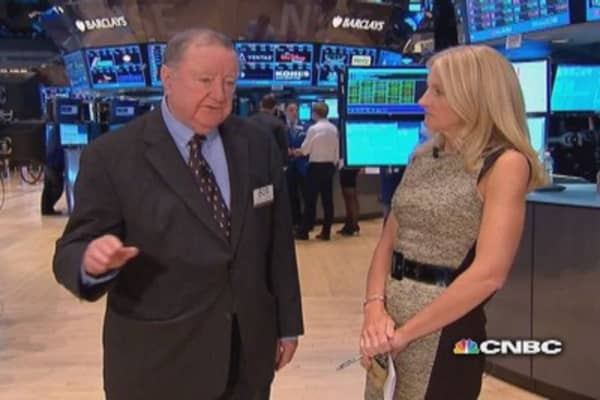 Cashin says: We're not invulnerable