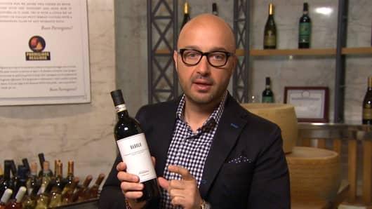 "Joe Bastianich of CNBC's ""Restaurant Startup"""