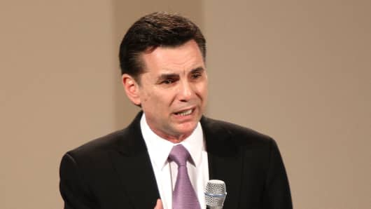 Michael Franzese, a former Colombo Family Capo