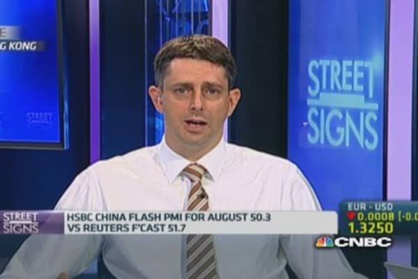 Outlook for China will improve in Q4: StanChart
