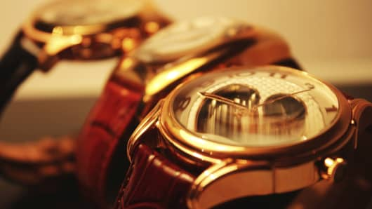 Luxury watches Swiss watches