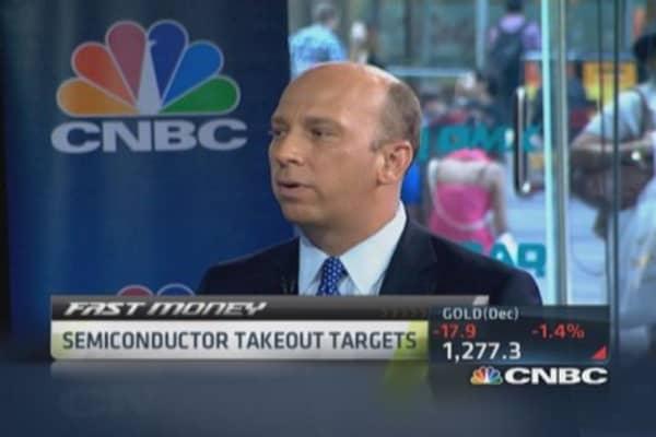 $3 billion chip maker takeover deal