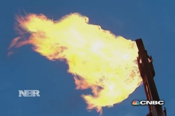 North Dakota's latest fracking problem