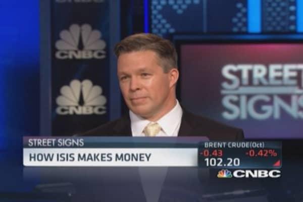 ISIS exceeds military capabilities of al-Qaeda: Kent