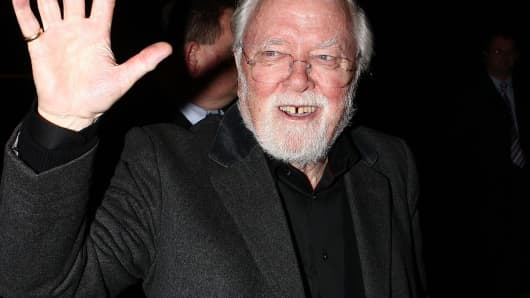 Sir Richard Attenborough.