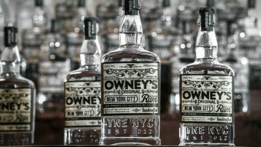 Bridget Firtle's Owney's Rum
