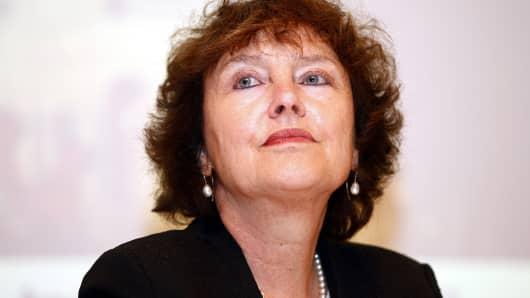 Karnit Flug, governor of the Bank of Israel
