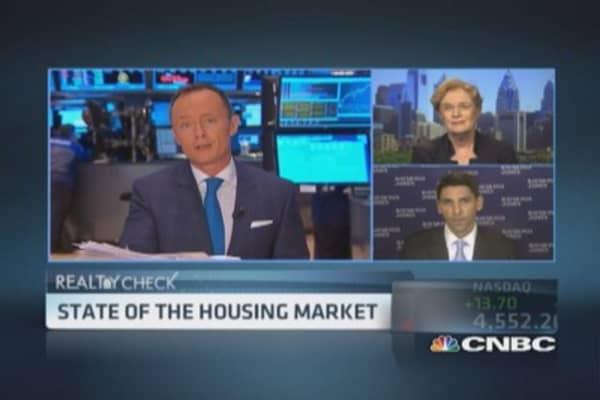New home sales slip