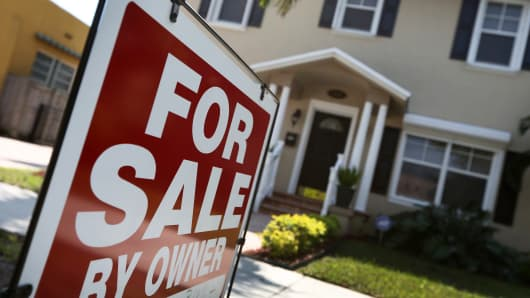 U.S. house price growth slows slightly in July