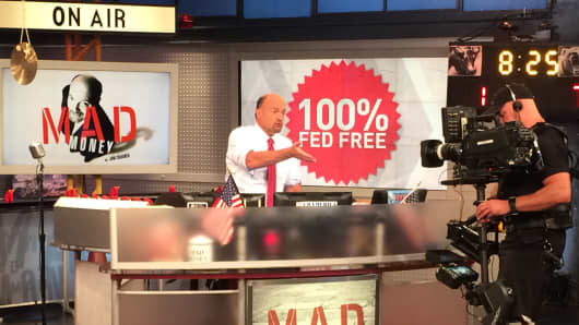 Jim Cramer Mad Money Fed Free