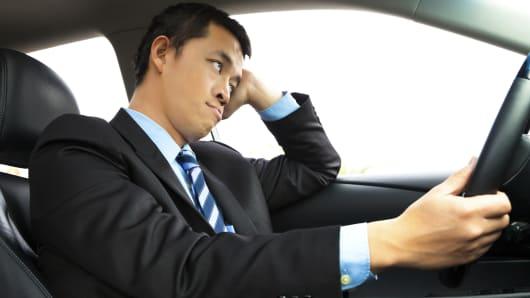 Consumer satisfaction autos driving