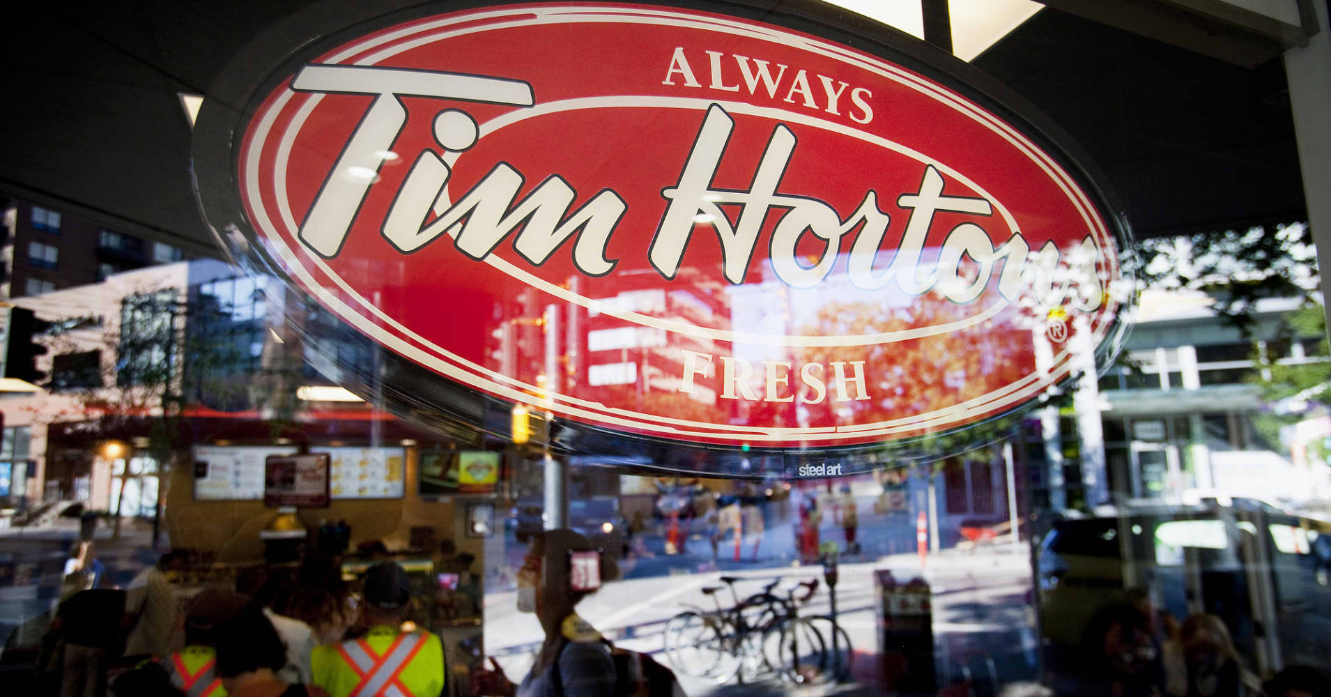 Burger King, Tim Hortons owner's profit beats on new offerings