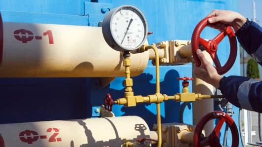 Russia, gas