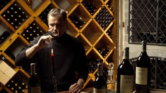 Wolffer Estate Gallery wine vineyard