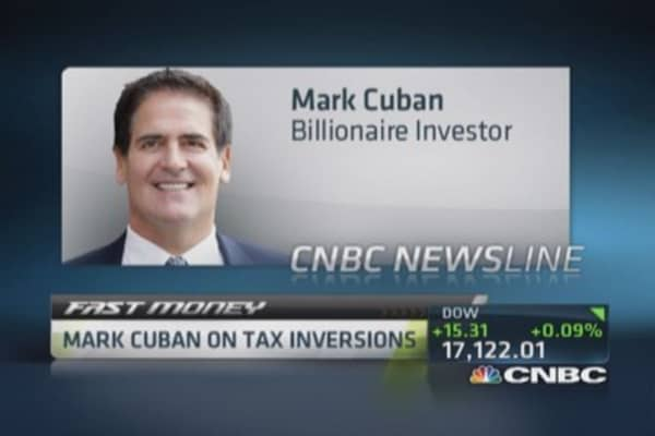 Mark Cuban cuts Burger King some slack