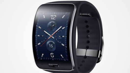 Samsung Gear S Smartwatch