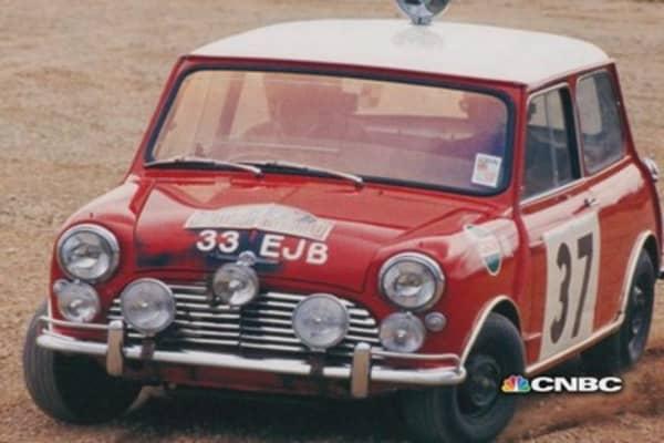 A Mini milestone: The little British icon turns 55