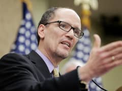 Secretary of Labor Thomas Perez
