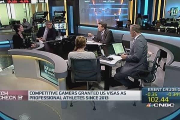 Esports: The next big tech bet?