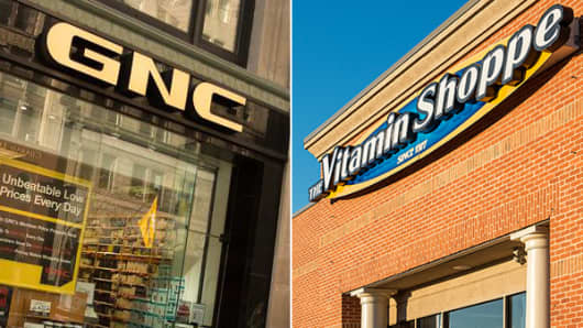 GNC Vitamin Shoppe
