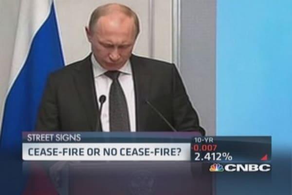 Putin's Ukraine game
