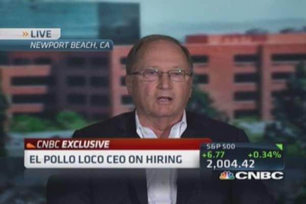 Where El Pollo Loco is hiring