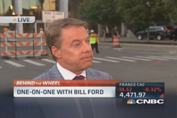 Bill Ford Jr. on longer auto loans