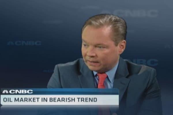 Oil market in bearish trend