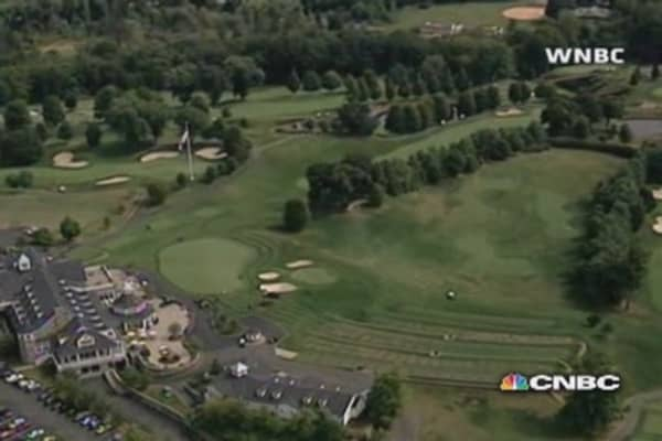 Obama rejected at top NY golf clubs: Report