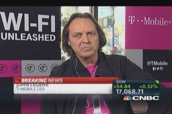 T-Mobile announces Wi-Fi calling & texting