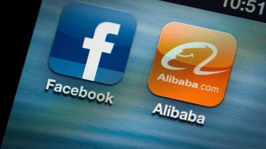 Facebook Alibaba Holdings Group Ltd.