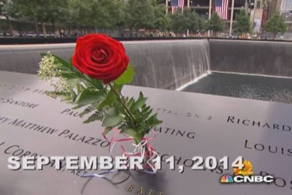 Remembering the Sept. 11 attacks
