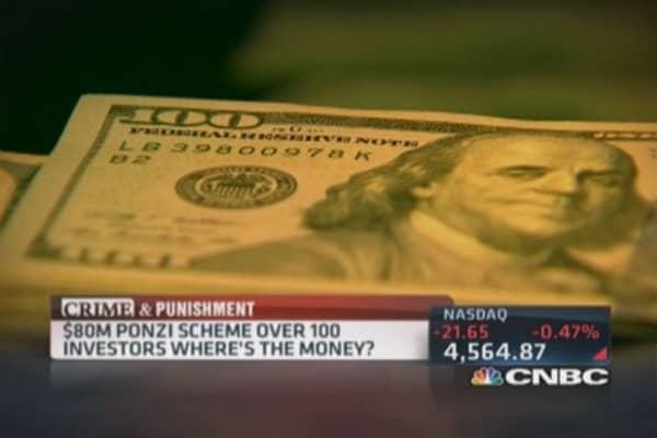 $80 Million ponzi scheme