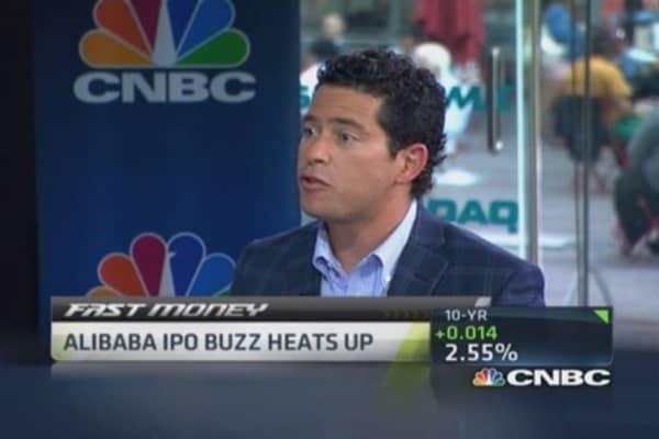 Alibaba IPO buzz heats up
